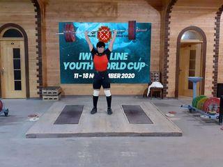 Dünya Kubokunda bir qızıl, iki gümüş medal – Azərbaycan atletindən