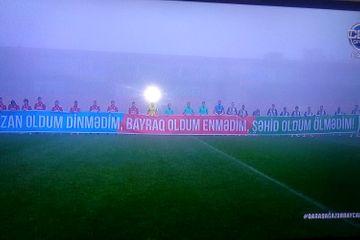 """""""Azan oldum dinmədim, bayraq oldum enmədim, şəhid oldum ölmədim!"""" - FOTO"""