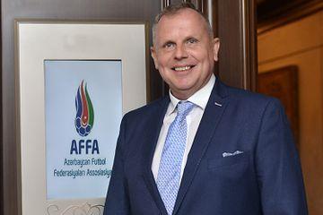 UEFA-dan təyinat - Fritz Ştuxlikə