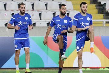 Azərbaycanla oyun üçün yeni futbolçu – Kipr millisində