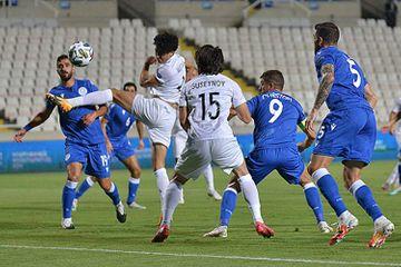 Azərbaycanla oyun üçün testdən keçdi – Kipr millisi