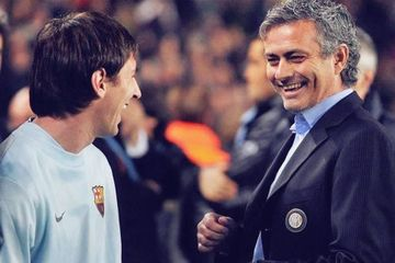 Mourinyonun yanına getmək istəyib - Messi