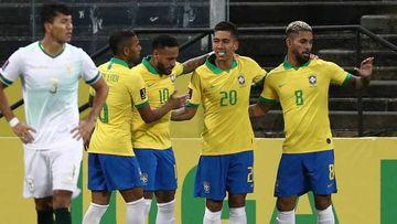 Darmadağın - Braziliya və Kolumbiyadan