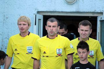 Hakimləri açıqlandı - Gürcüstan – Azərbaycan oyununun