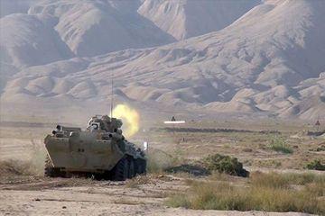 Ağdərə istiqamətində düşmənin müdafiə sahəsinə ciddi zərbələr endirildi - MN