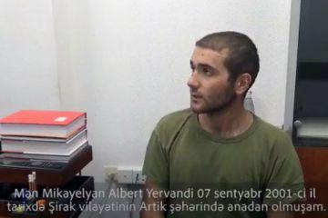 Kürd əsilli muzdluların Ermənistan tərəfdə döyüşdüyü təsdiqləndi - VİDEO