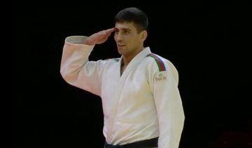 Rüstəm Orucov qızıl medal qazandı - YENİLƏNİB