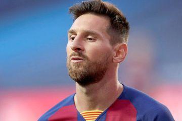 """""""İnter"""" geri çəkildi, atası Barselonaya yollandı - Messinin"""