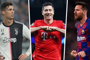 Ronaldo və Messidən öndə - Levandovski