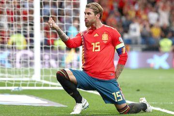 """Avropa rekorduna yaxınlaşdı, ilk """"10-luğ""""a girdi - Serxio Ramos"""