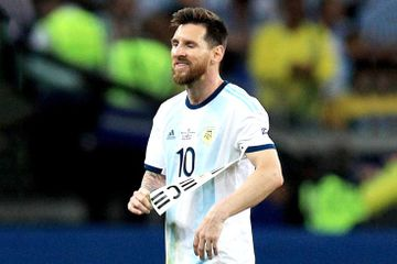 Messi cəzadan qaçdı – Ekvadora qarşı oynayacaq