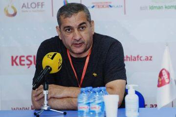 """""""Bizə belə futbolçu lazım deyil"""" - Yunis Hüseynov Kristovaonun """"qələmini qırdı"""""""