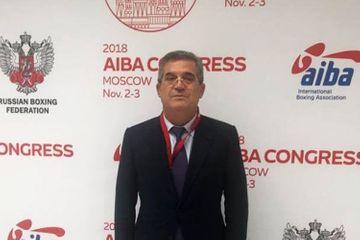 AİBA prezidentliyinə namizəd oldu - Süleyman Mikayılov