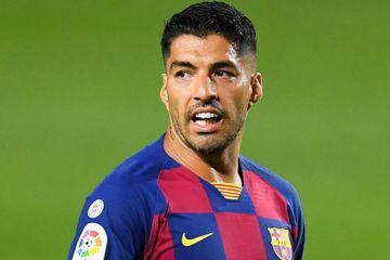 """Suares üç yol ayrıcında - """"Barselona"""", """"Atletiko"""", PSJ"""