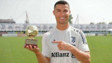 İFFHS mükafatlandırdı - Ronaldonu