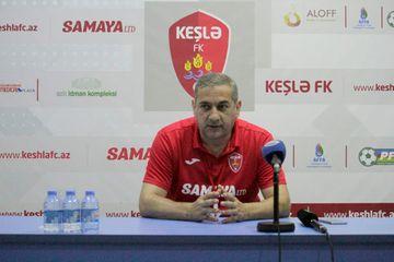 """""""Futbolçu """"yana"""" bilər"""" - Yunis Hüseynov narazıdır"""