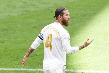 La Liqa tarixində 3-cü - Ramos