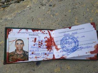 Ermənistan ordusunun hərbi hissə komandiri öldürüldü