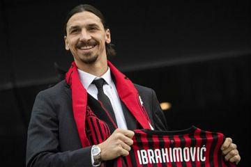 """İbrahimoviçlə yeni müqavilə - """"Milan""""da"""
