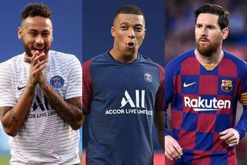 """İlin ən yaxşı hücum oyunçuları – Ronaldo """"10-luq""""dan kənarda"""