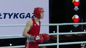 Dünya birinciliyində bürünc medal qazandı - boksçumuz