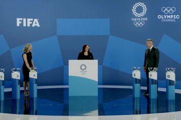 Argentina İspaniya ilə, Braziliya Almaniya ilə eyni qrupda - Tokio-2020
