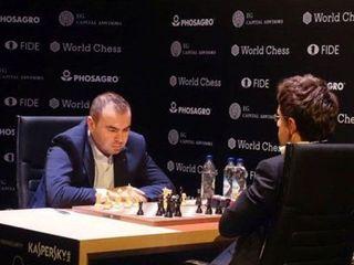 """Şəhriyar Məmmədyarovla Teymur Rəcəbov 1/4 finalda - """"New İn Chess""""də"""