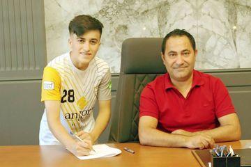 Türkiyə klubuna keçdi – millimizin futbolçusu