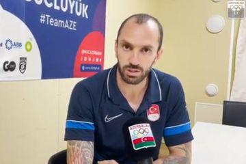 """""""Azərbaycan, səni sevirəm!"""" – Ramil Quliyev"""
