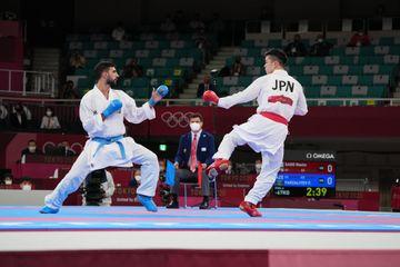 Karateçimiz qrupda qaldı – Tokio-2020-də