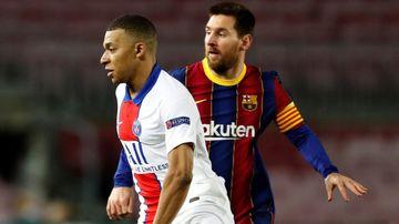 """""""Barselona"""" ilə """"Real""""a yüksək maliyyənin səbəbi - Messi və Mbappe"""