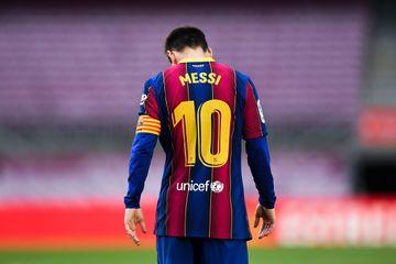 """""""Barselona""""dan rəsmən ayrıldı – Lionel Messi"""