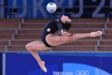 Gimnastımız Olimpiadanı 18-ci yerdə başa vurdu - YENİLƏNİR
