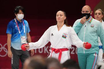Azərbaycan 6-cı medalı təmin etdi - Tokio-2020