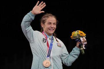 Başqalarına medalçı göndərən ölkə - Ukrayna