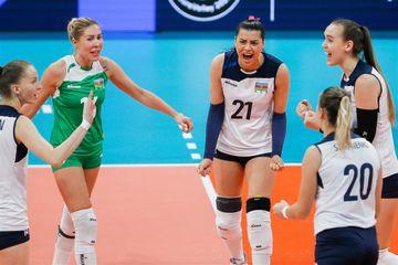 5 oyun, 5 məğlubiyyət, 1 set – Avropa çempionatında