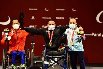 İlk medal - Paralimpiadada