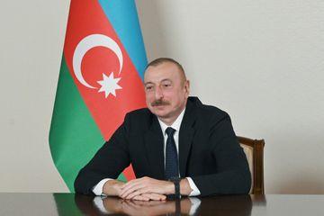 İlham Zəkiyev, Namiq Abbaslı və Pərvin Məmmədovu təbrik etdi - Prezident İlham Əliyev