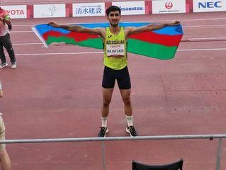 13-cü medal – Tokio-2020-də