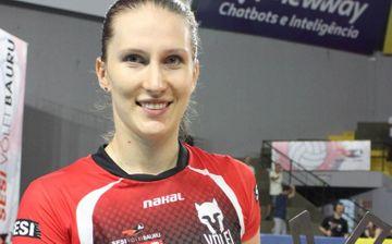 6 voleybolçu arasında 6-cı – Polina Rəhimova