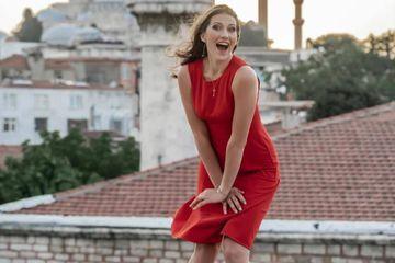 Onilliyin ən yaxşıları sırasında - Polina Rəhimova