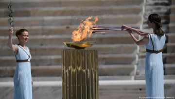 Olimpiya məşəlindən imtina edir – Yaponiya prefekturası