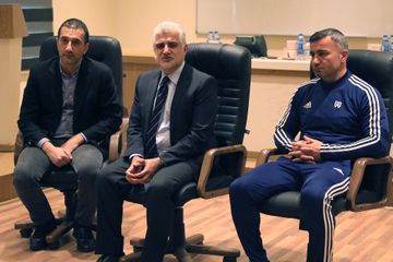 """""""Bu gün arzumuz dəyişib"""" - """"Qarabağ""""ın prezidenti"""