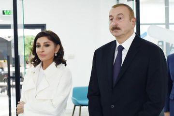 Prezident və Birinci vitse-prezident təbrik etdilər - Teymur Rəcəbovu