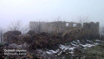 Qubadlının Mahmudlu kəndi - VİDEO