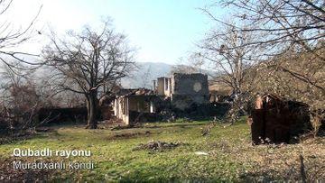 Qubadlının Muradxanlı kəndi - VİDEO