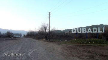 Qubadlı rayonu - VİDEO