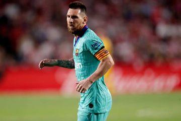 Superkubok oyununu buraxa bilər - Messi