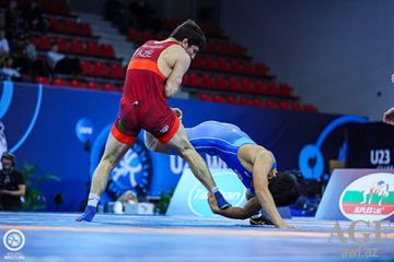 Qran-pridə 5 medal - 2 gümüş, 3 bürünc