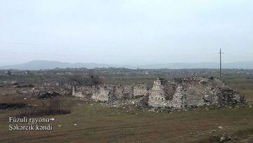 Füzulinin Şəkərcik kəndi - VİDEO